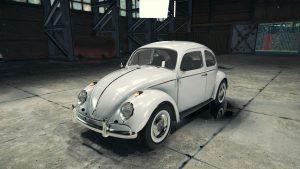خودرو Volkswagon Beetle 1963 برای CMS 2018