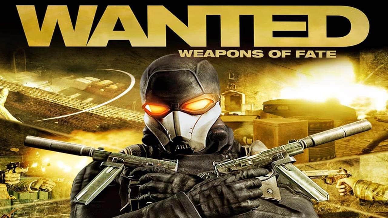 بازی Wanted Weapons of Fate برای PC با دوبله فارسی