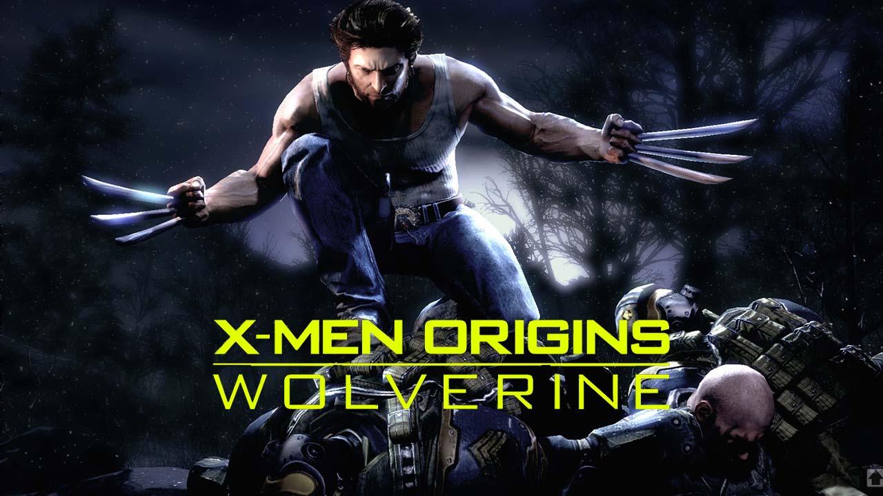 ترینر بازی X-Men Origins Wolverine