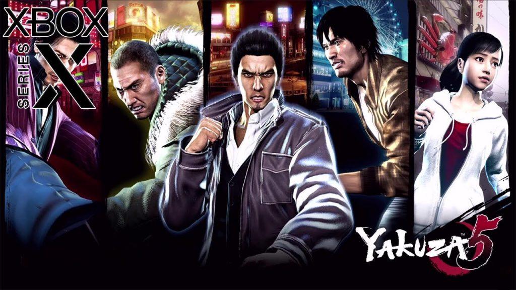 ترینر بازی Yakuza 5 Remastered