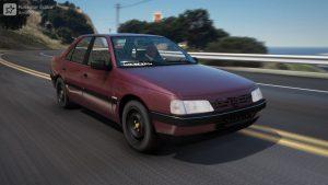 پژو 405GLX 2000 برای GTA V