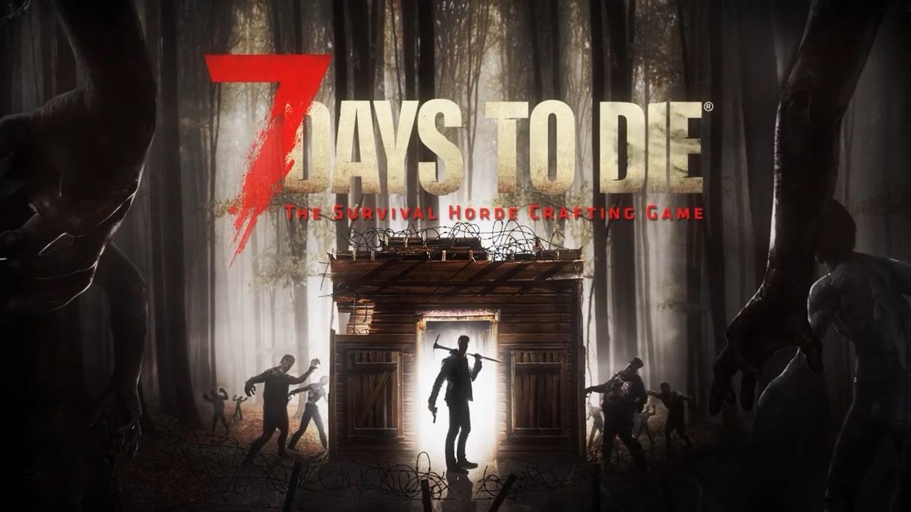 ترینر بازی 7Days to Die