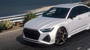 خودرو Audi RS6 2021 برای GTA V