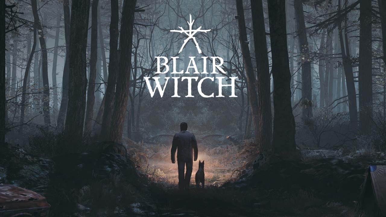 ترینر بازی Blair Witch