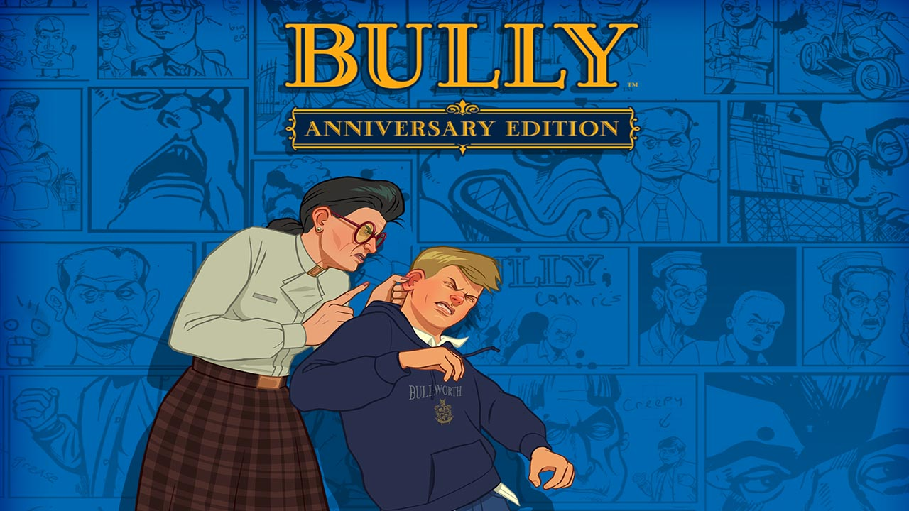 ترینر بازی Bully