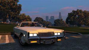 خودرو Cadillac Eldorado 1978 برای GTA V