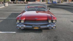خودرو Cadillac Eldorado Biarritz 1959 برای GTA V