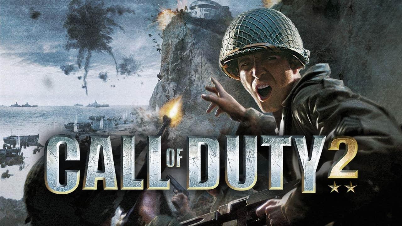ترینر بازی Call of Duty 2