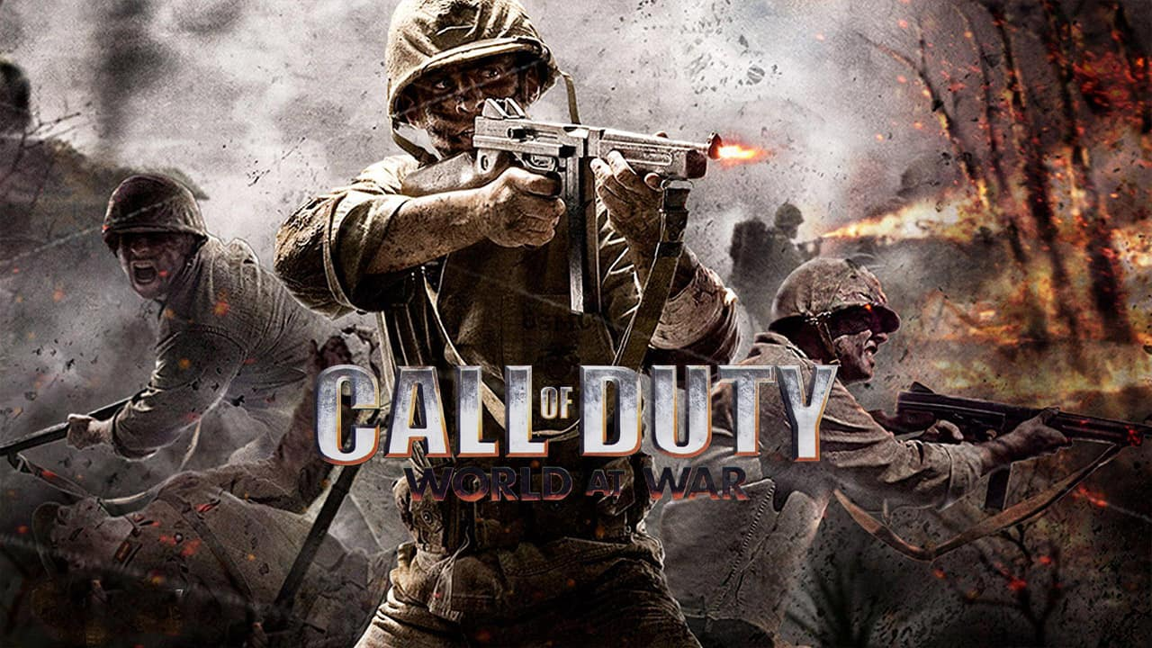 ترینر بازی Call of Duty World at War