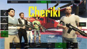 مد Cheriki برای GTA V