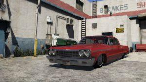 خودرو Chevrolet Impala SS 1964 برای GTA V