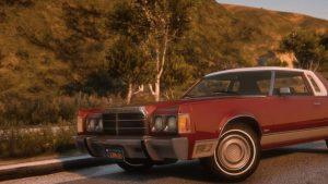 خودرو Chrysler New Yorker 1975 برای GTA V