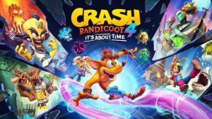 کرک بازی Crash Bandicoot 4 Its About Time