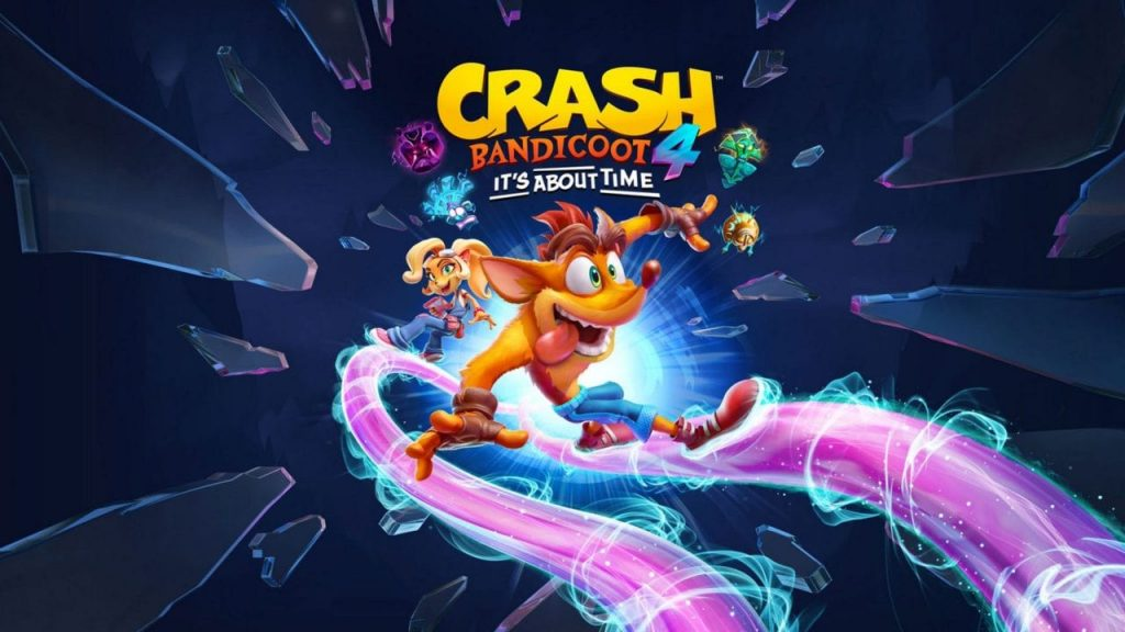 بازی Crash Bandicoot 4 Its About Time برای PC