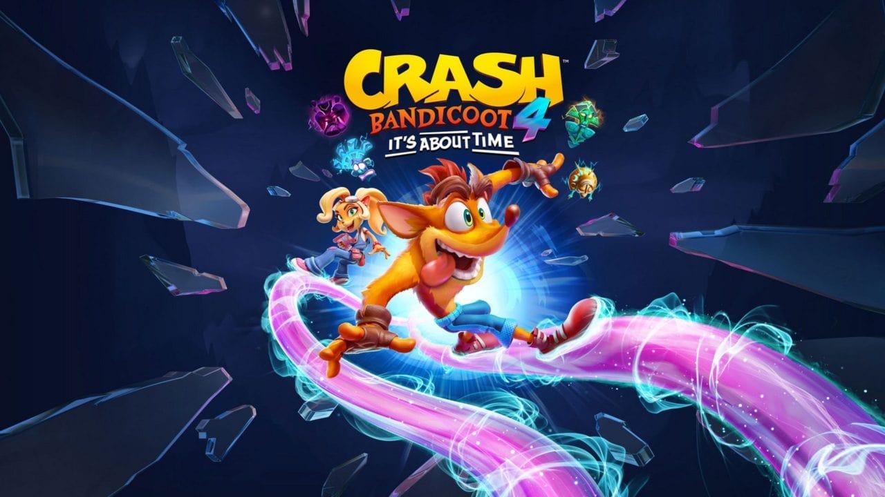 بازی Crash Bandicoot 4 Its About Time برای PC