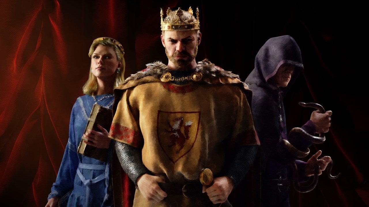 بازی Crusader Kings 3 برای PC