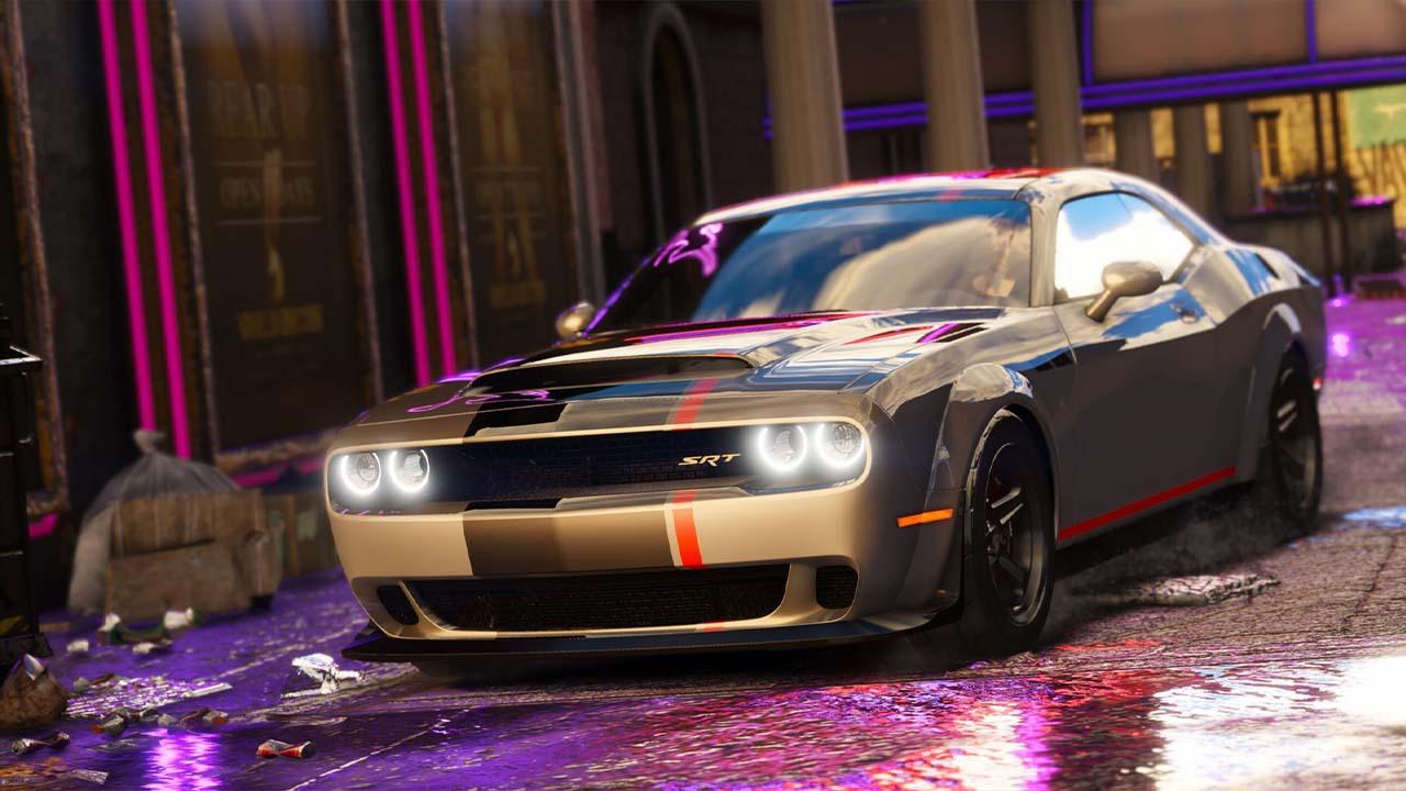 خودرو Dodge Challenger 2016 برای GTA V