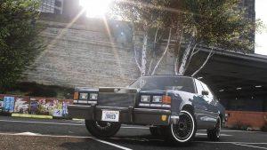 خودرو Dundreary Admiral Classic برای GTA V