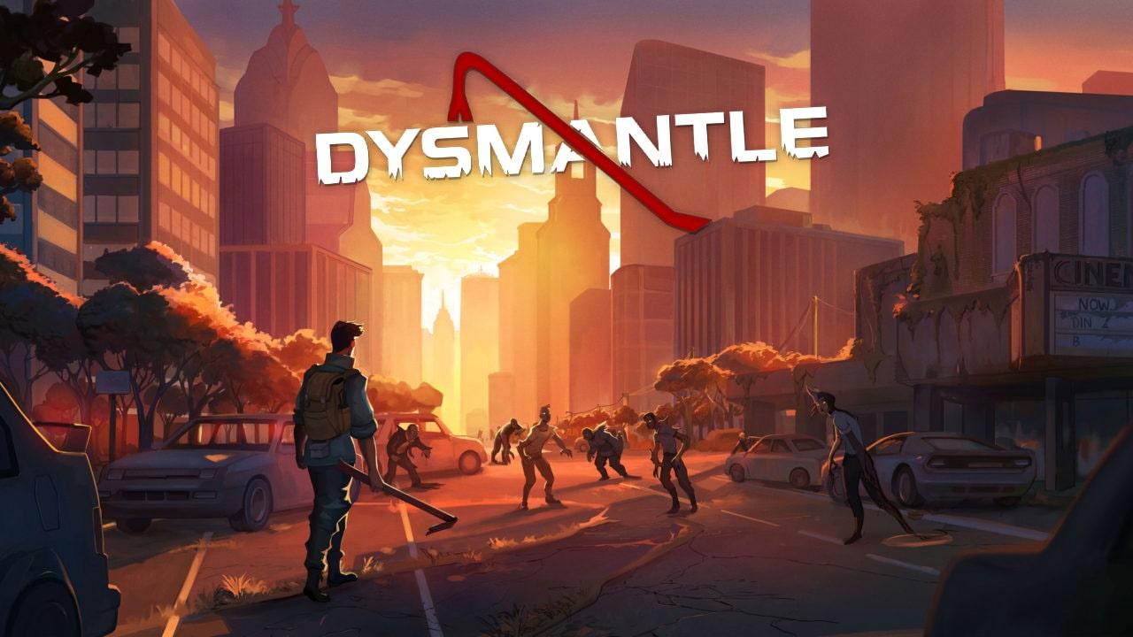 ترینر بازی Dysmantle