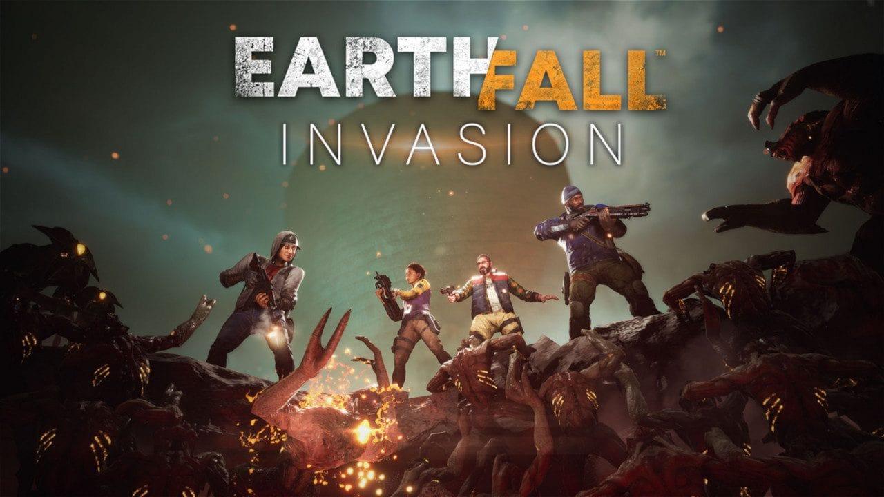 ترینر بازی Earthfall Invasion