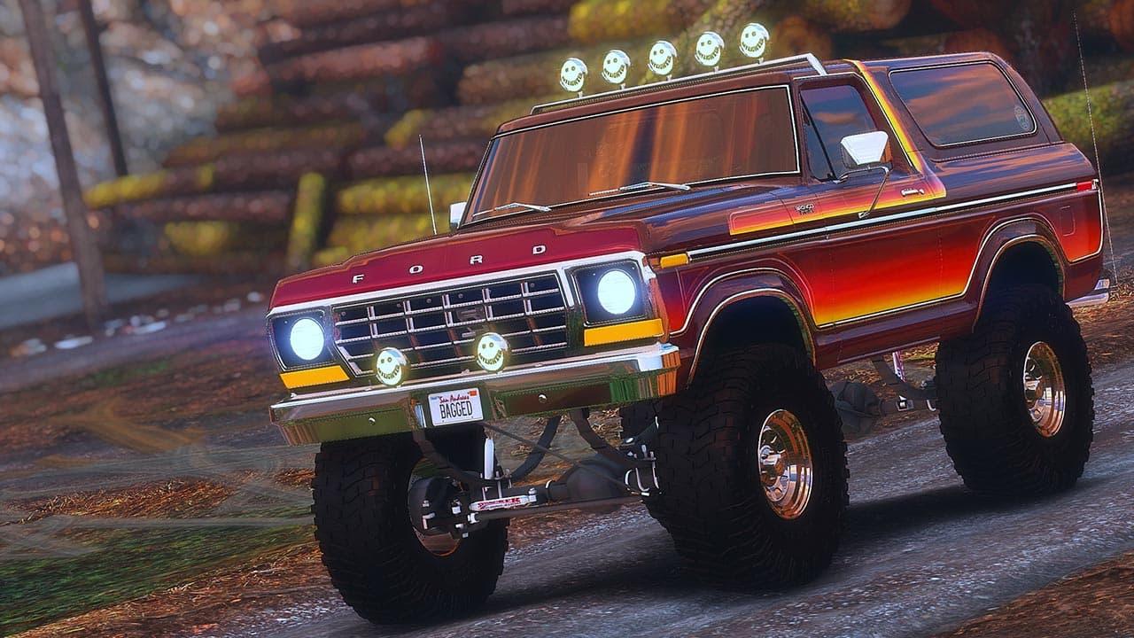 خودرو Ford Bronco 1978 برای GTA V