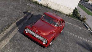 خودرو Ford F100 1956 برای GTA V