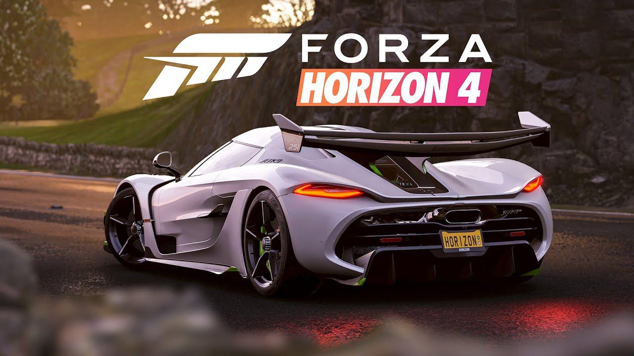 بازی Forza Horizon 4 برای PC