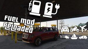 مد سوخت گیری برای GTA V