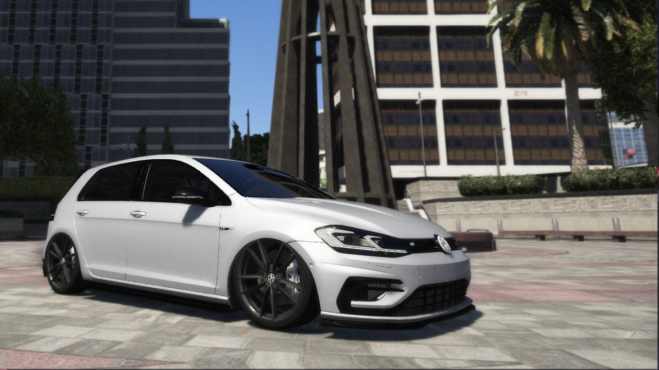 خودرو Volkswagen Golf 2018 برای GTA V