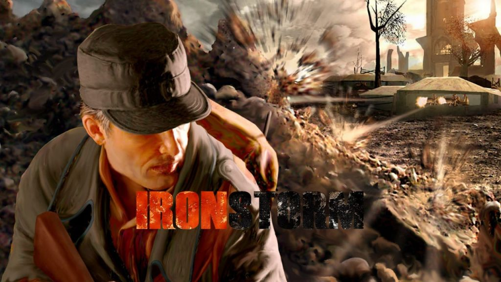 ترینر بازی Iron Storm