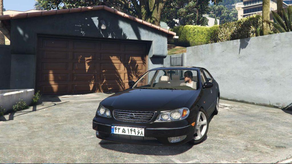 خودرو ماکسیما برای GTA V