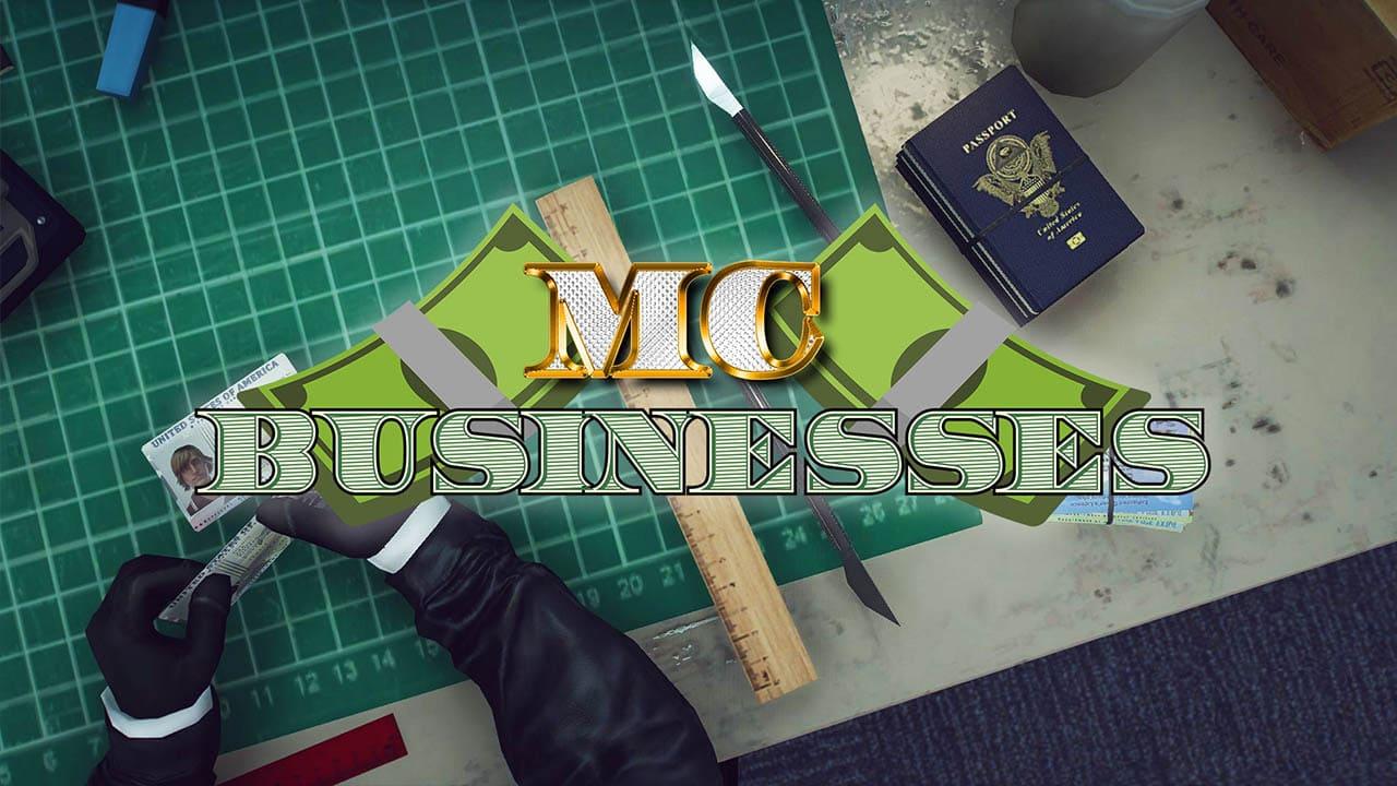 مد MC Businesses برای GTA V