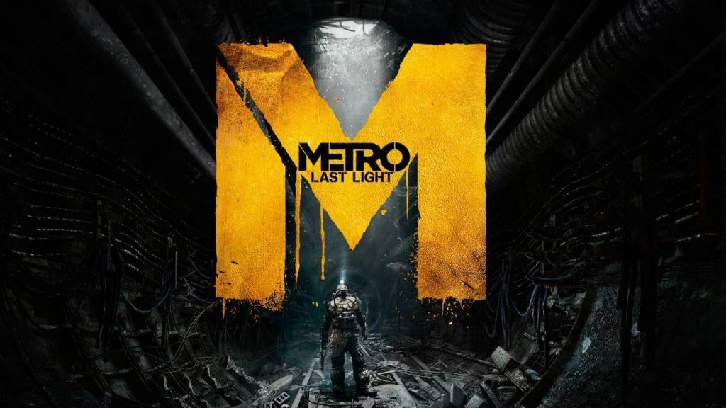 ترینر بازی Metro Last Light