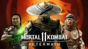 داستان بازی Mortal Kombat 11 Aftermath