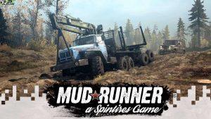 سیو بازی MudRunner
