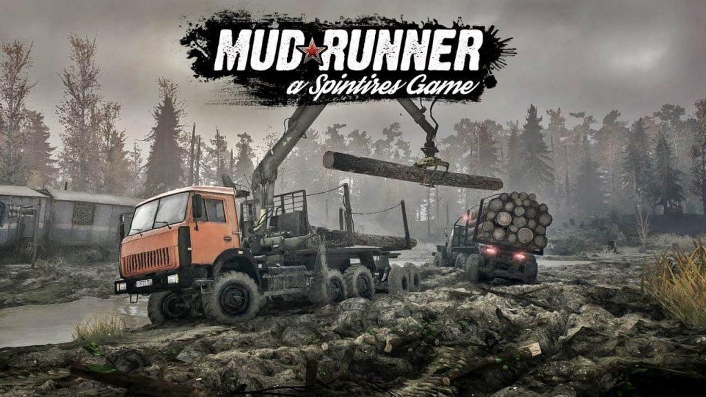ترینر بازی MudRunner