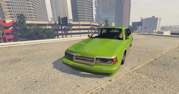 خودرو Nebula برای GTA V