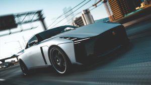 خودرو Nissan GT-R50 برای GTA V