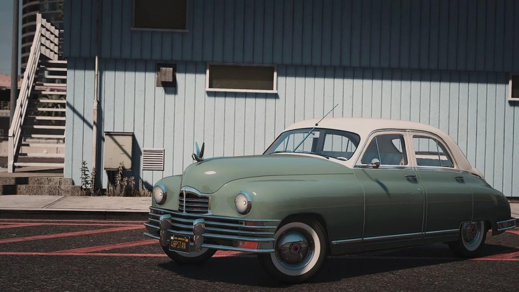 خودرو Packard Standard Eight 1948 برای GTA V