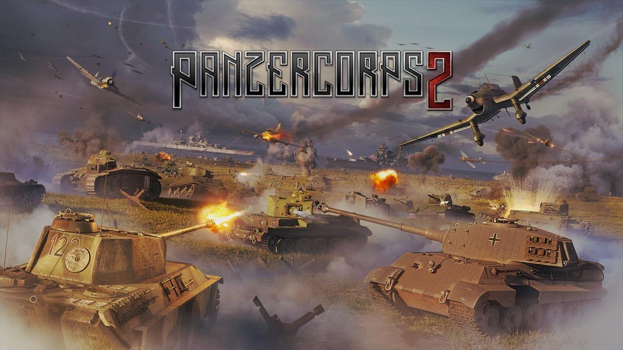 بازی Panzer Corps 2 برای PC
