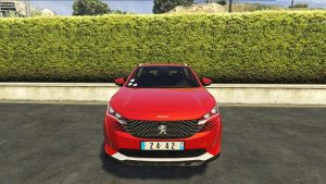 خودرو Peugeot 3008 2021 برای GTA V