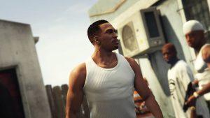 کاراکتر CJ برای GTA V