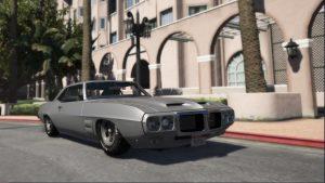 خودرو Pontiac Firebird Trans 1969 برای GTA V