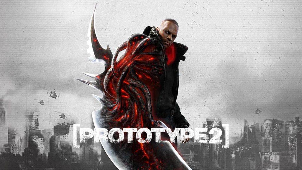 ترینر بازی Prototype 2