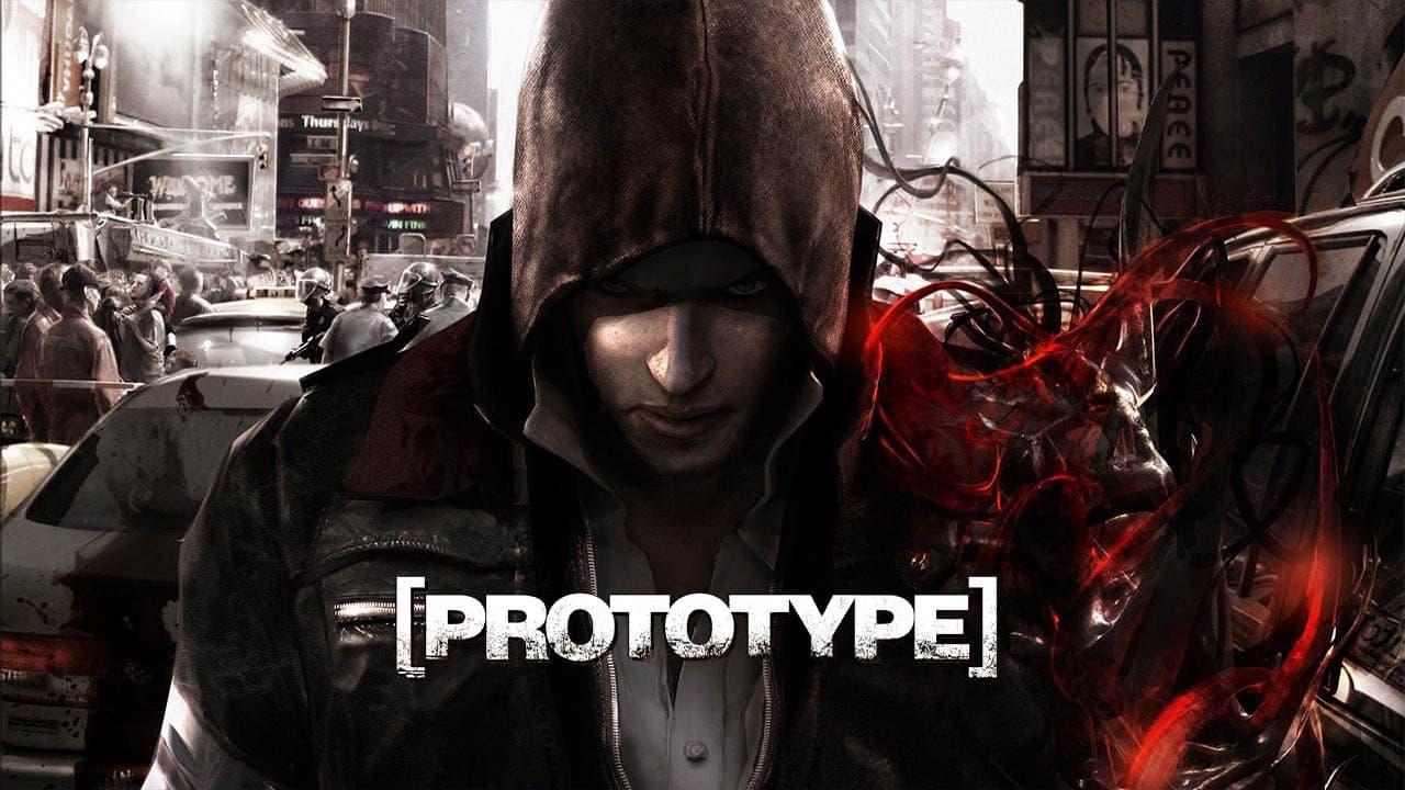 ترینر بازی Prototype