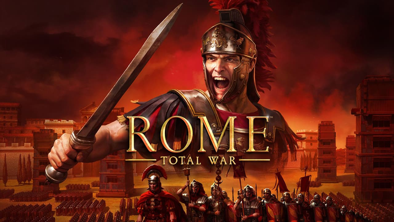 ترینر بازی Rome Total War