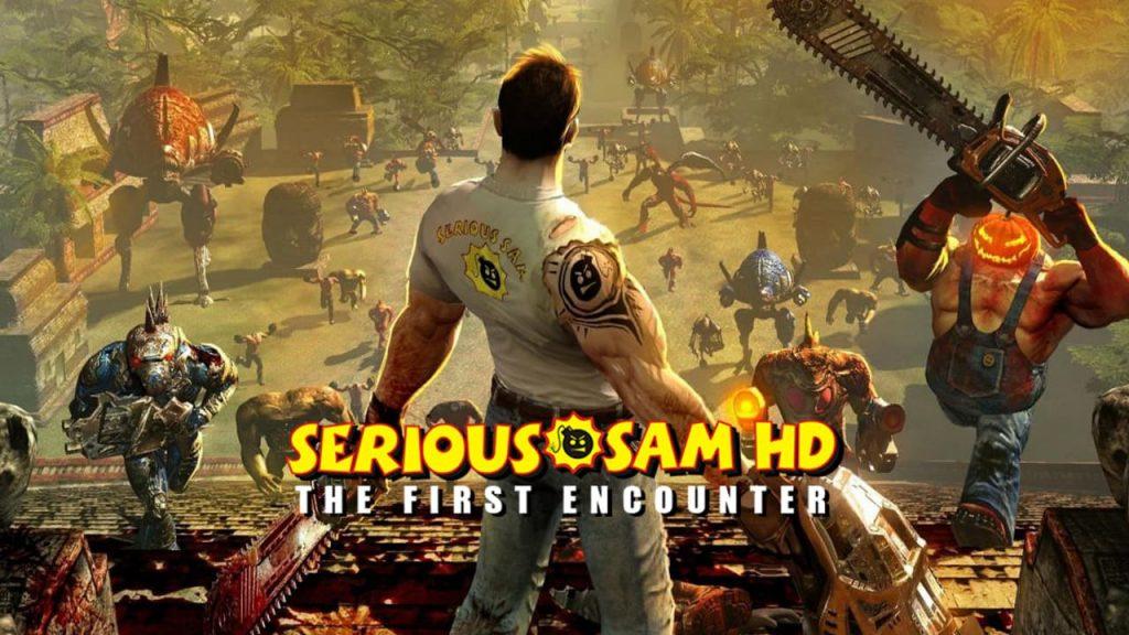 ترینر بازی Serious Sam HD The First Encounter