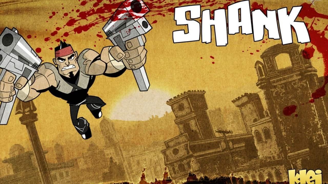 ترینر بازی Shank 1