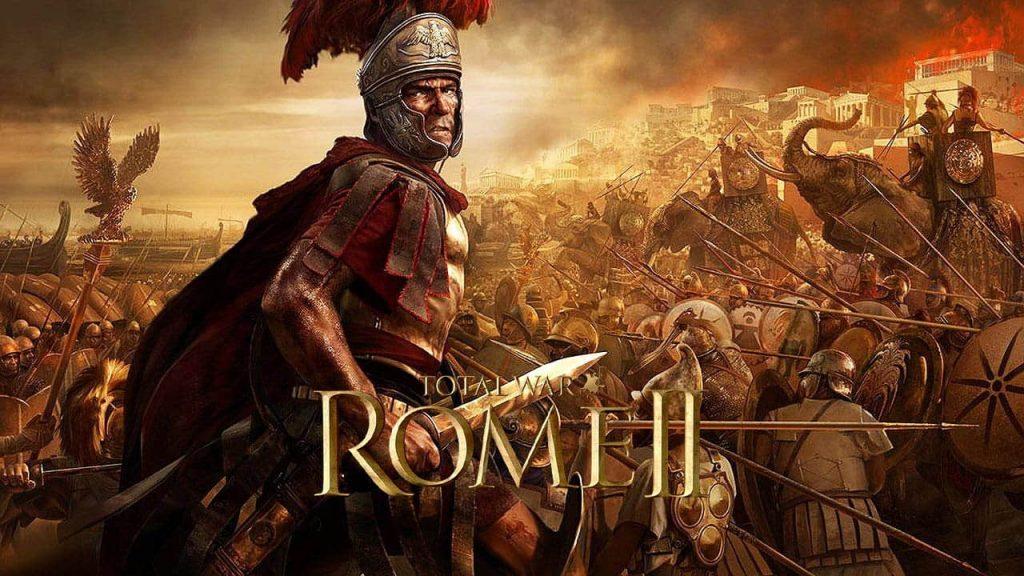 ترینر بازی Total War Rome 2