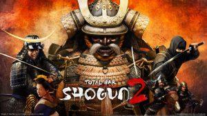 ترینر بازی Total War Shogun 2